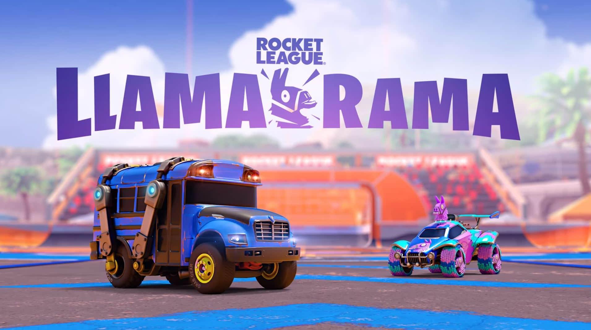 Fortnite x Rocket League