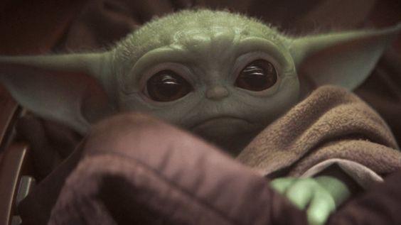 Fortnite leaks Baby Yoda