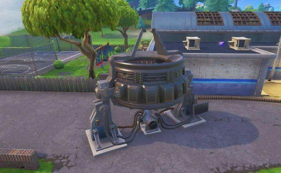 Fortnite Leaks Rift Beacon