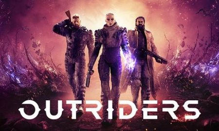 Outriders Steam Record